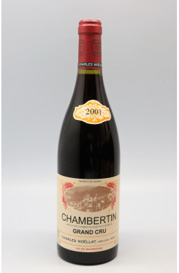 Charles Noellat Chambertin 2001