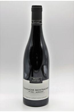 Morey Coffinet Chassagne Montrachet 1er cru Morgeot 2017