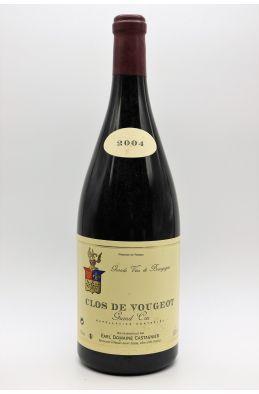 Guy Castagnier Clos Vougeot 2004 Magnum
