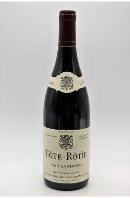 Rostaing Côte Rôtie La Landonne 2009