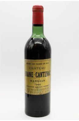Brane Cantenac 1966 - PROMO -10% !