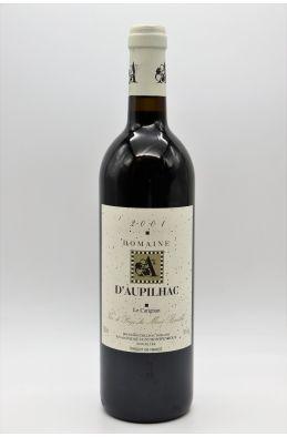 Aupilhac VDP du Mont Baudile Le Carignan 2001