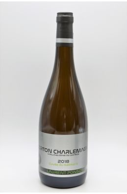 Laurent Ponsot Corton Charlemagne Cuvée du Kalimeris 2018
