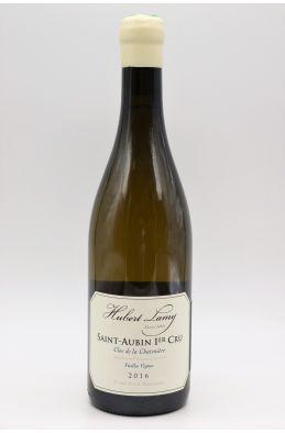 Hubert Lamy Saint Aubin 1er cru Clos de la Chatenière Vieilles Vignes 2016