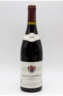 Dupont Tisserandot Mazis Chambertin 1999