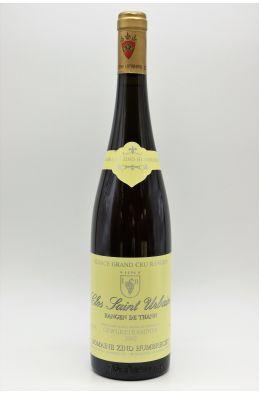 Zind Humbrecht Alsace Grand Cru Gewurztraminer Rangen de Thann Clos Saint Urbain 2002