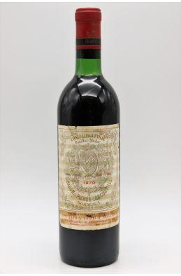 Pichon Longueville Baron 1970 - PROMO -5% !