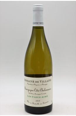 De Villaine Bourgogne Les Clous Aimé 2015