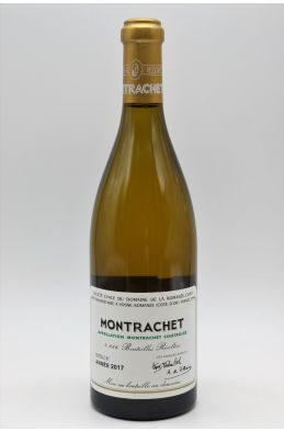 Romanée Conti Montrachet 2017