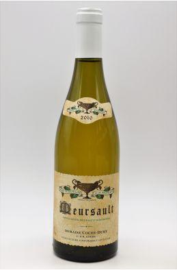 Coche Dury Meursault 2010