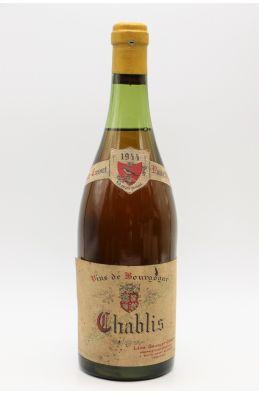 Grivelet Cusset Chablis 1944-10% DISCOUNT !